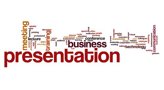 Präsentation Business