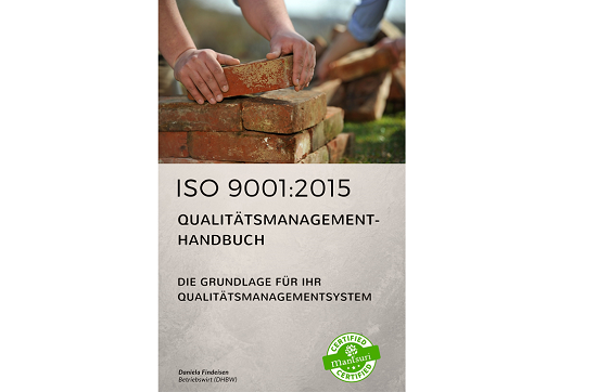 QM Handbuch DIN ISO 9001:2015