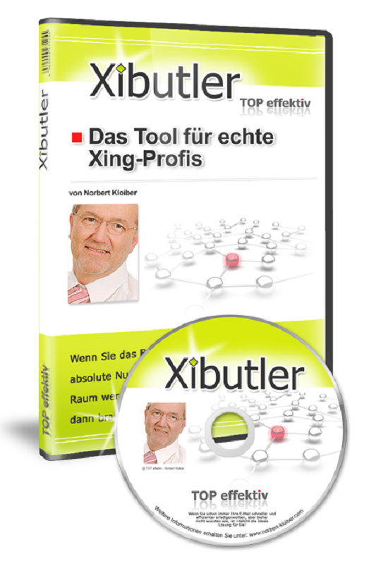 Xi-Butler-Professional für XING