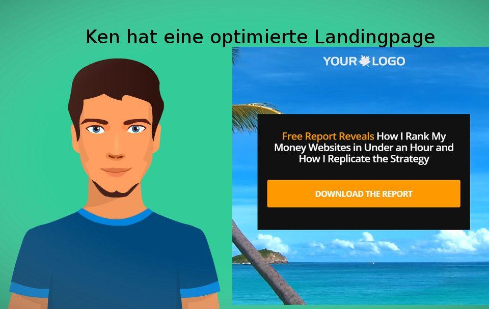 400 % bessere Ergebnisse für Ihre Landingpage