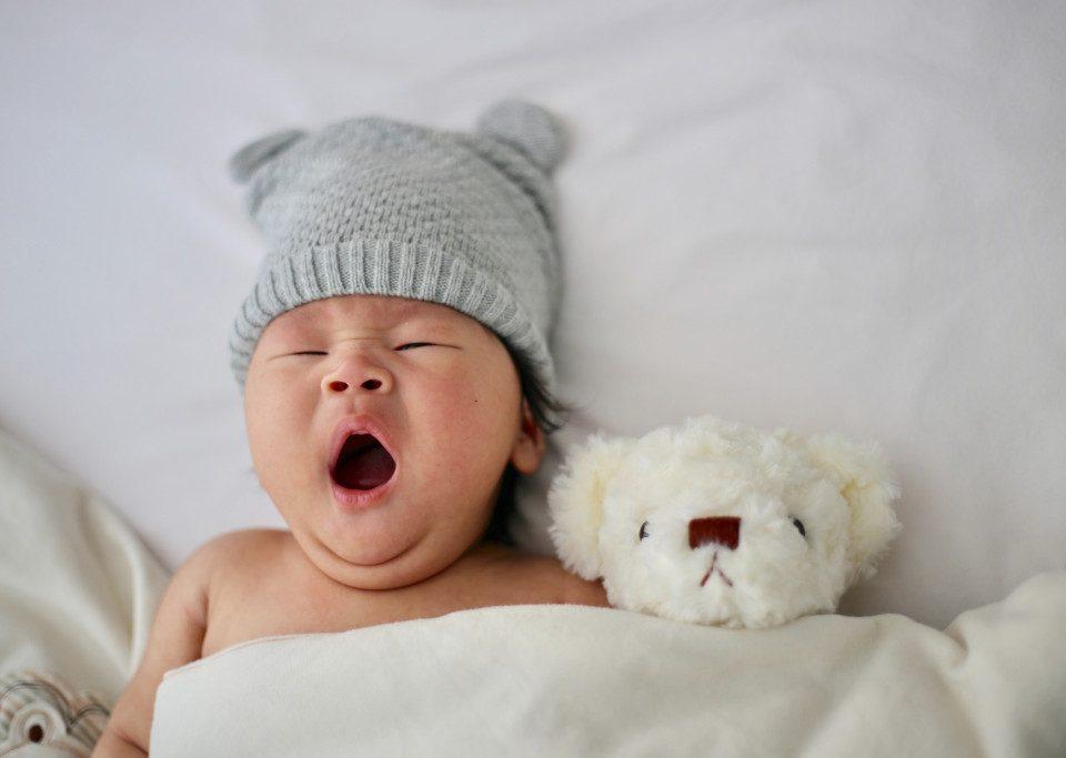 An alle Eltern, deren Baby nicht schlafen will